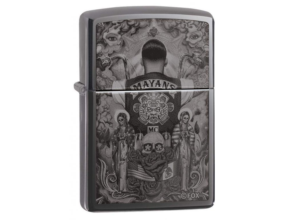 Zapalovač Zippo 25533 Mayans M.C.