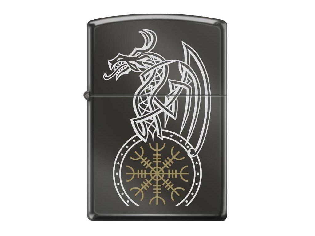 Zapalovač Zippo 25534 Viking Dragon