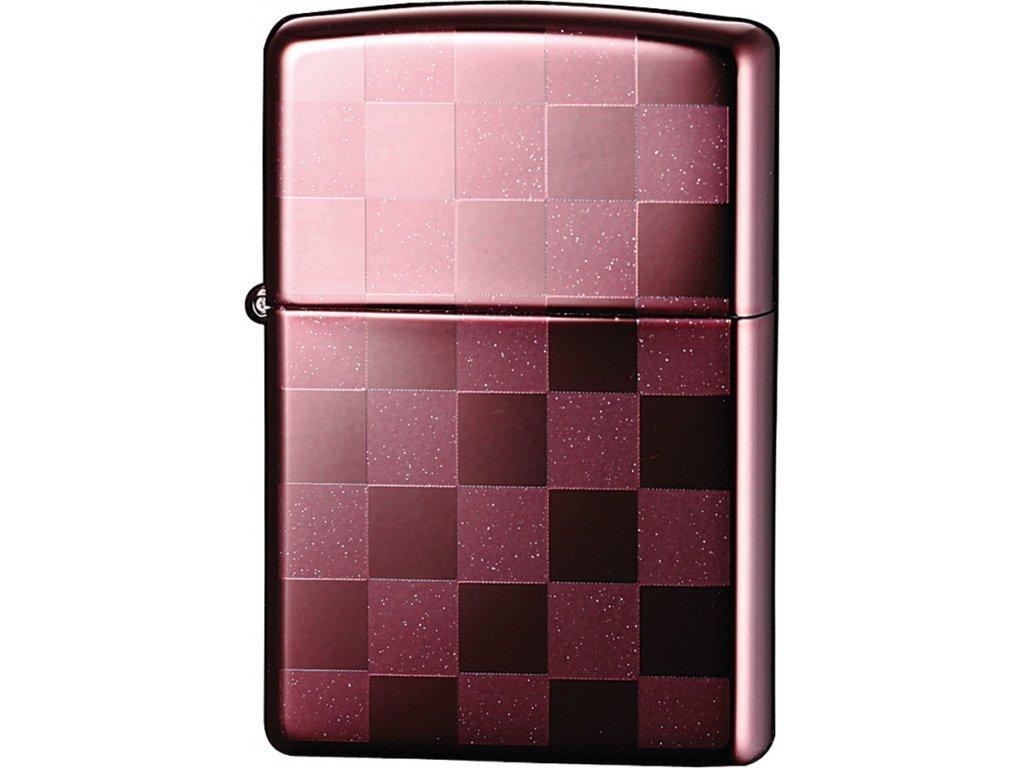 Zapalovač Zippo 26466 Color Checker Rose