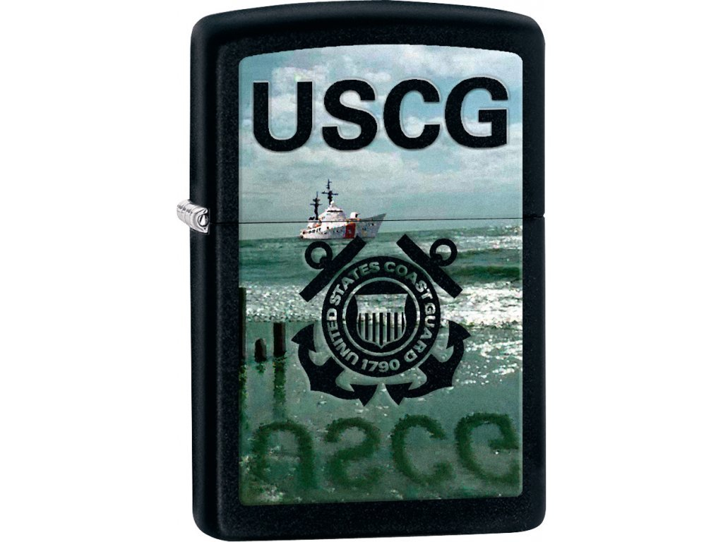 Zapalovač Zippo 26533 Coast Guard