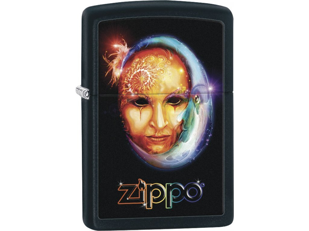 Zapalovač Zippo 26610 Venetian Mask