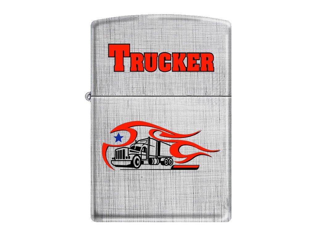 Zapalovač Zippo 27149 American Trucker