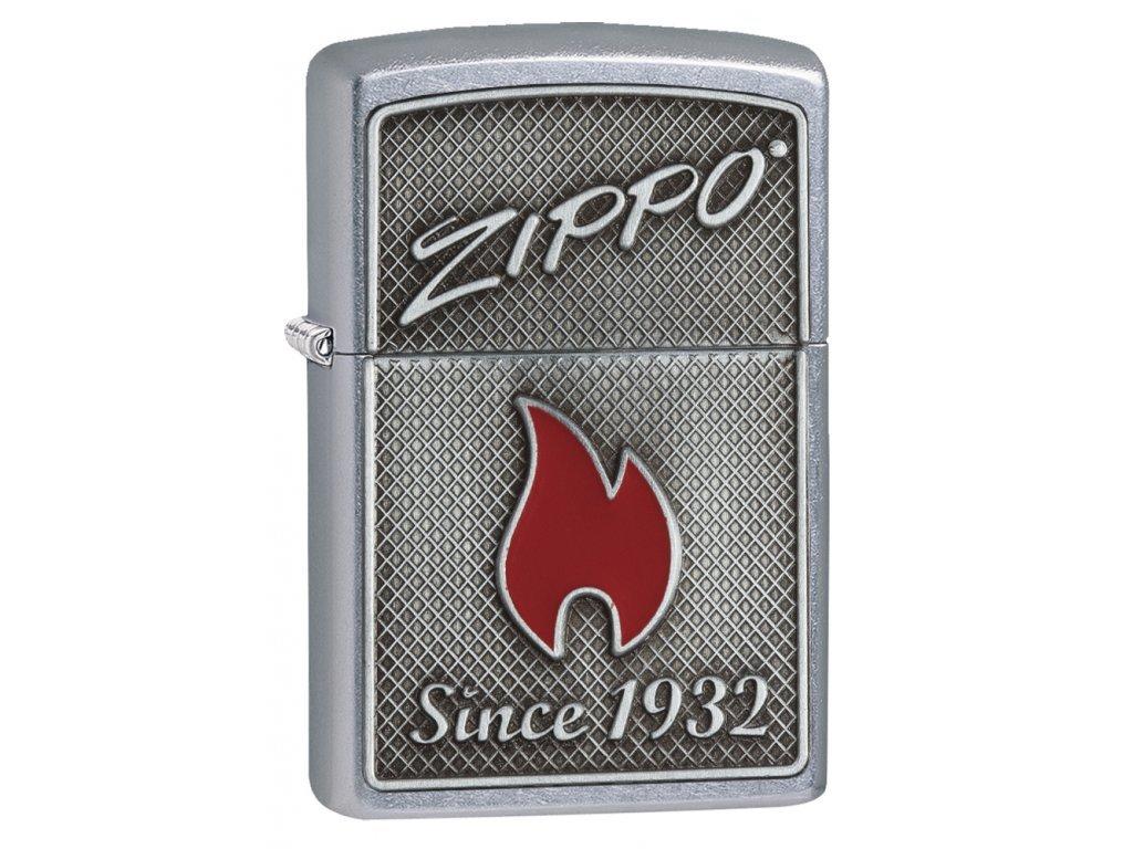 Zapalovač Zippo 25488 Zippo and Flame