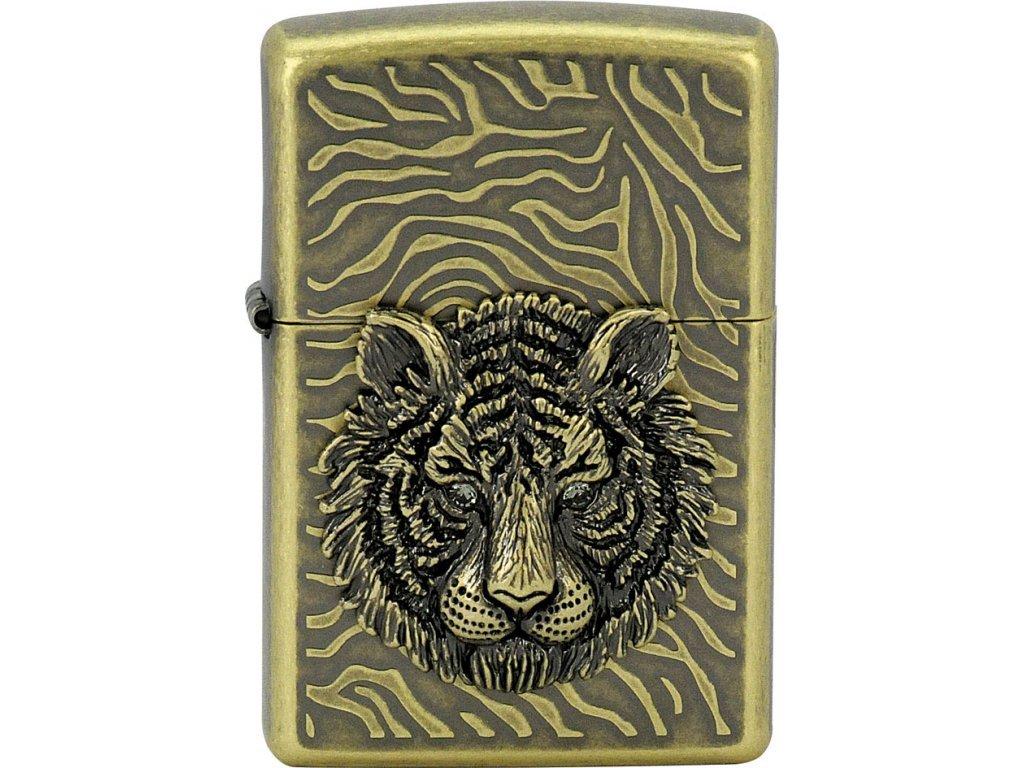 Zapalovač Zippo 28151 Tiger Eye
