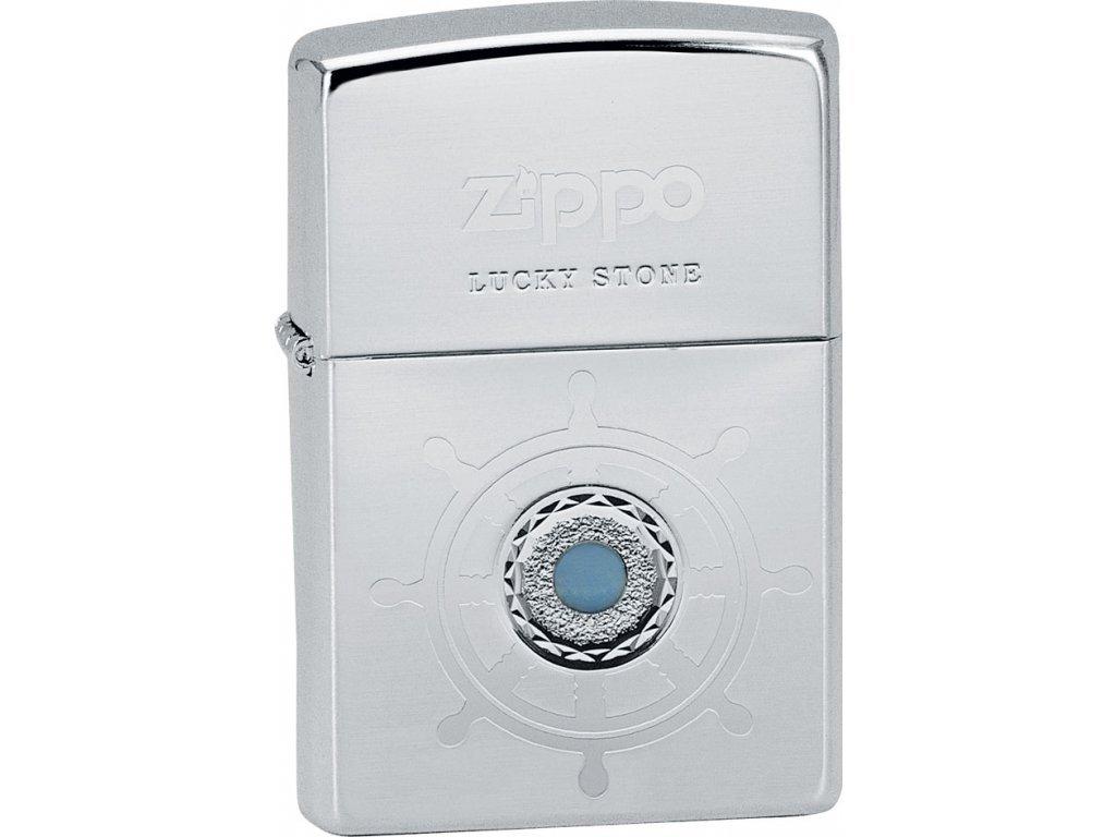 Zapalovač Zippo 28167 Lucky Stone