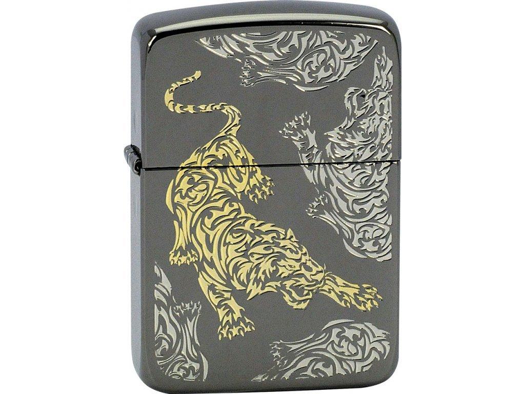 Zapalovač Zippo 28170 Tiger