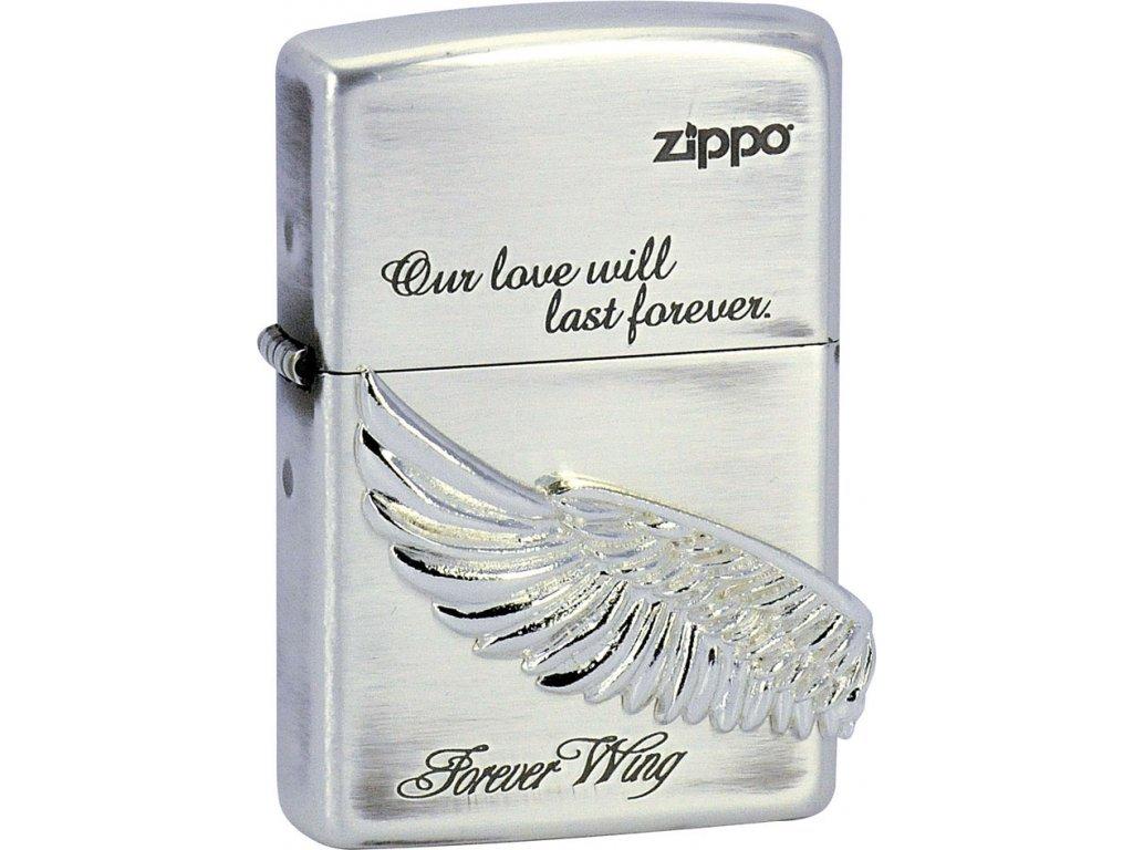 Zapalovač Zippo 28183 Forever Wing