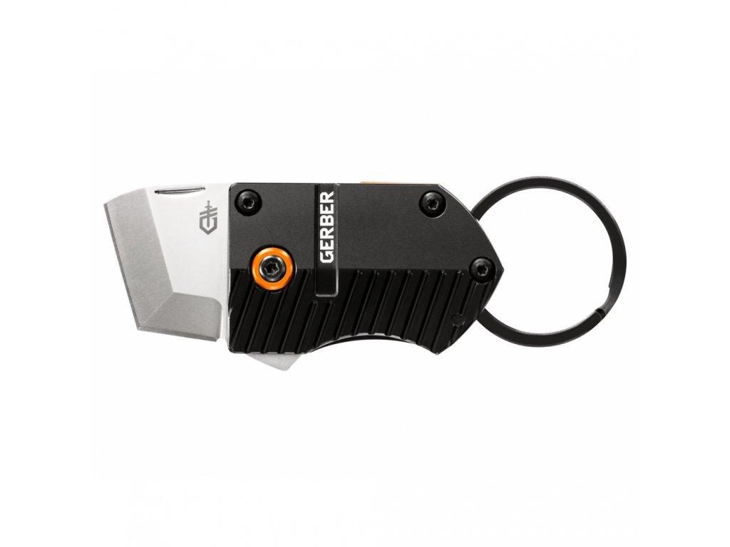 Gerber Key Note Clip Folding Knife - Black