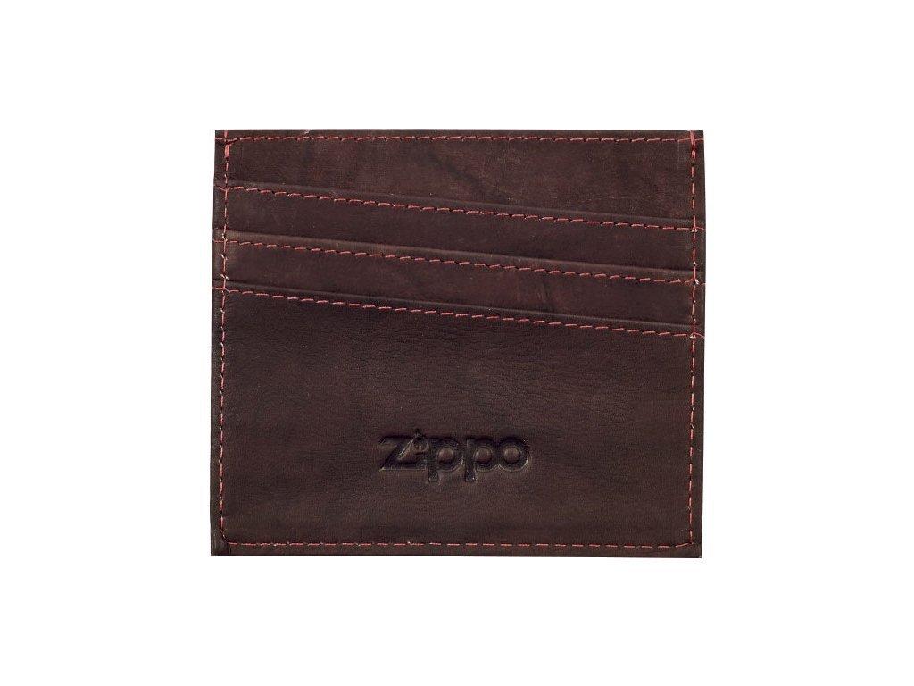 44110 Pouzdro na platební karty Zippo