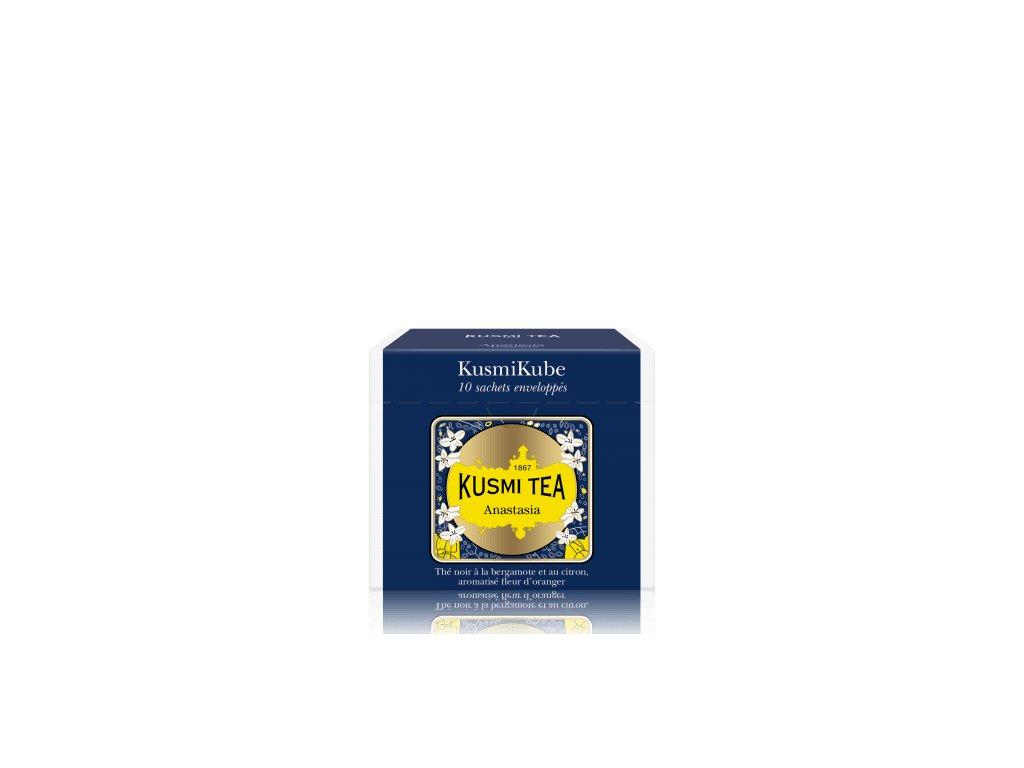 Kusmi Tea Anastasia, 10 mušelínových sáčků (22 g)