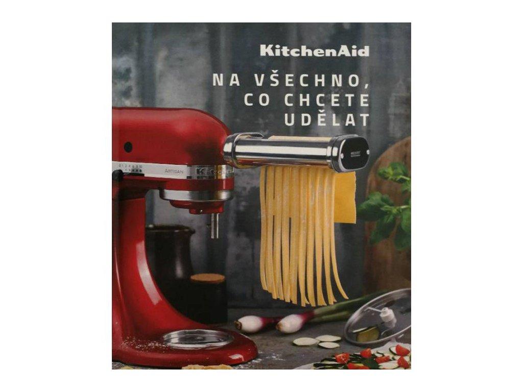 KitchenAid kuchařka pro kuchyňský robot