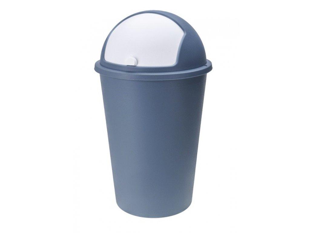 Odpadkový koš 50 l modrá EXCELLENT KO-Y54230910mo