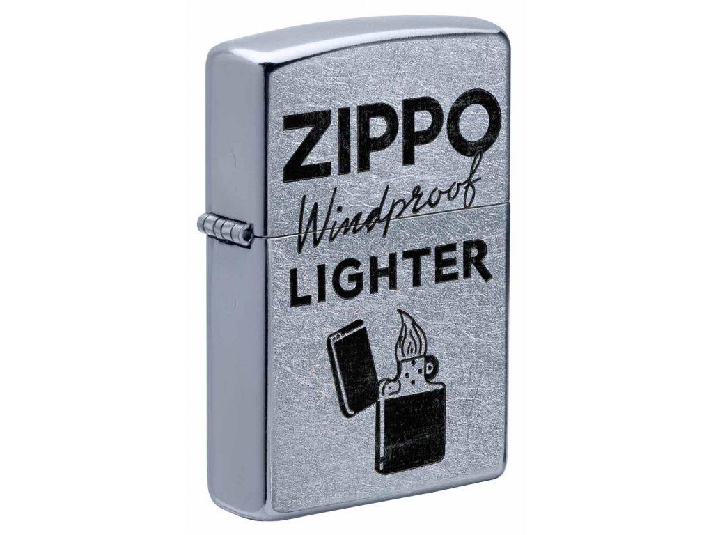 Zapalovač Zippo 25621 Windproof Design