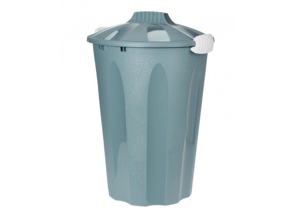 Odpadkový koš popelnice 40 l zelená EXCELLENT KO-Y54231050ze