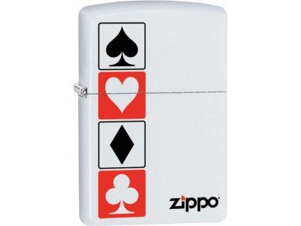Zapalovač Zippo 26634 CARD SUITS