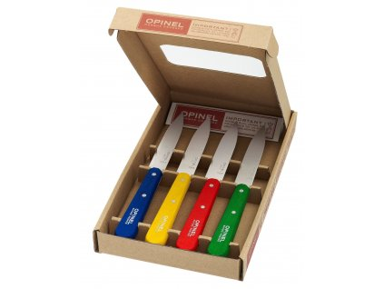 Opinel essential set classic colours