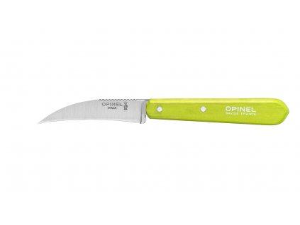 Opinel nůž na zeleninu N°114, sweet pop zelená