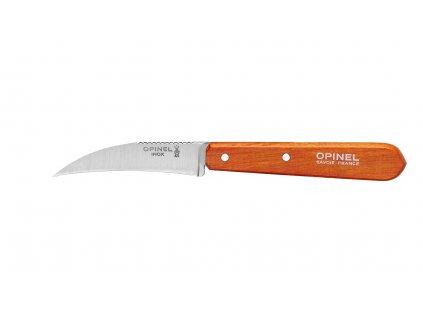 Opinel nůž na zeleninu N°114, sweet pop oranžová