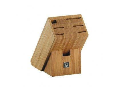 Zwilling blok na nože 6 ks, bambus