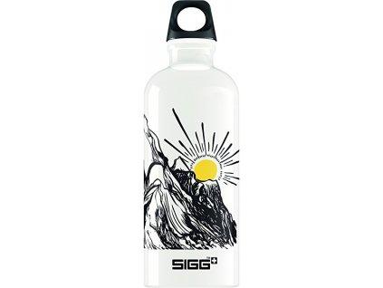 Láhev SIGG Swiss Mountain, 0.6 L