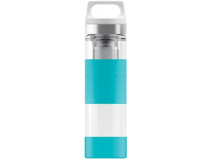 Termoska SIGG Hot & Cold Glass WMB 0,4 l, aqua