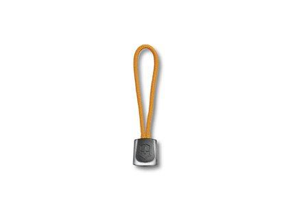 Nylonová šňůrka 66mm oranžová