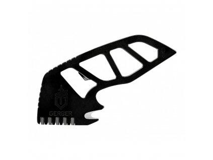 Multifunkční nástroj  pro zpracování ryb Gerber Gutsy, černý