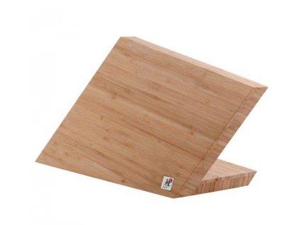 Zwilling MIYABY magnetický blok na nože bambus prázdný 20,5x42,5x23 cm