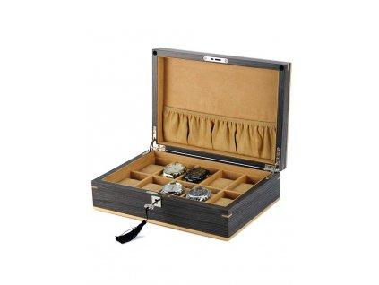 Box na hodinky Rothenschild RS-2320-10G, ginko