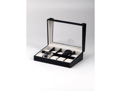 Box na hodinky Rothenschild Uhrenbox RS-3041-10BL