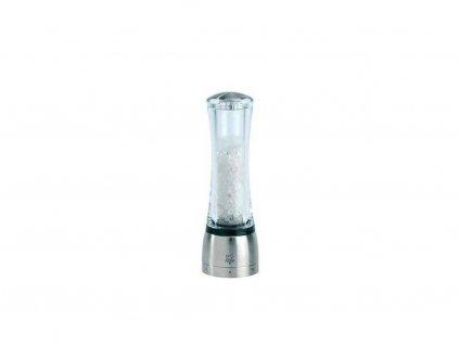 PEUGEOT DAMAN mlýnek na sůl 21 cm akryl / nerez