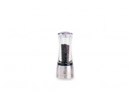 PEUGEOT DAMAN mlýnek na pepř 16 cm akryl / nerez