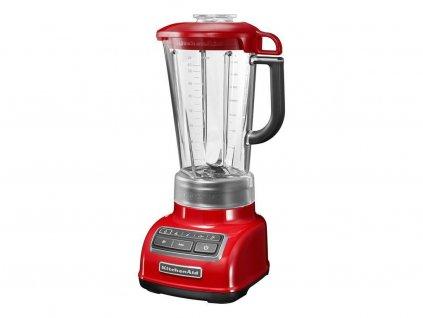 Mixér Kitchen Aid Diamond Blender, červený