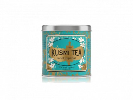 Kusmi Tea Imperial Label, plechovka 250g