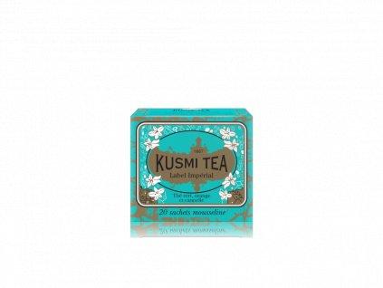 Kusmi Tea Imperial Label, 20 mušelínových sáčků 44g