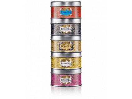 Kusmi Tea Selection The Moments, 5 x 25g