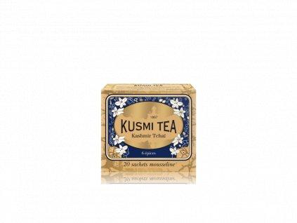Kusmi Tea Kashmir Tchai, 20 mušelínových sáčků