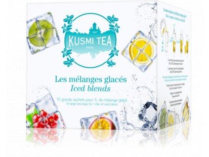 Kusmi Tea Iced Teas, 15 velkých sáčků (á 8 g)