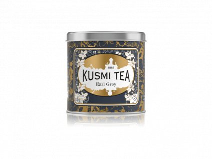 Kusmi Tea Earl Grey, plechovka 250 g