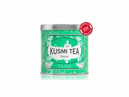 Kusmi Tea Detox, plechovka 250 g