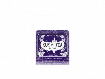 Kusmi Tea Be Cool, 20 mušelínových sáčků
