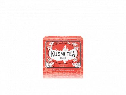 Kusmi Tea Boost, 20 mušelínových sáčků