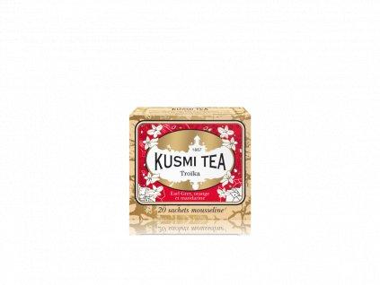 Kusmi Tea Troika, 20 mušelínových sáčků