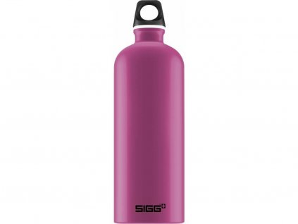 SIGG Traveller Berry Touch láhev 0,6 l