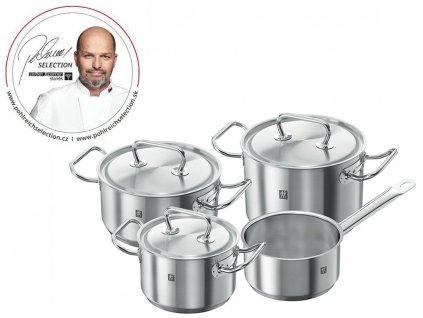 Zwilling TWIN Classic set nádobí, 4 ks