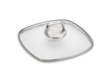 WOLL Diamond Lite Pro skleněná poklice 20x20 cm
