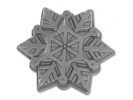 Forma na bábovku Sněhová vločka