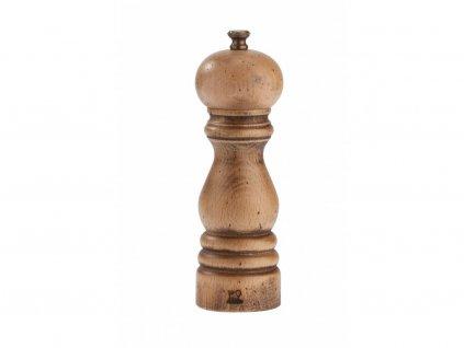 PEUGEOT PARIS mlýnek na pepř 18 cm bukové dřevo/patina