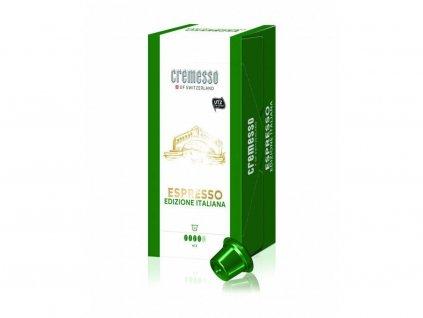 CREMESSO Caffé Edice Italiana Espresso kapsle 16ks