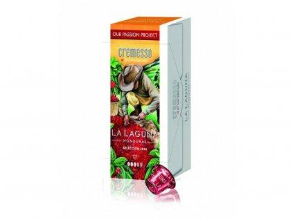 CREMESSO Caffé La Laguna výběrové kapsle 16ks
